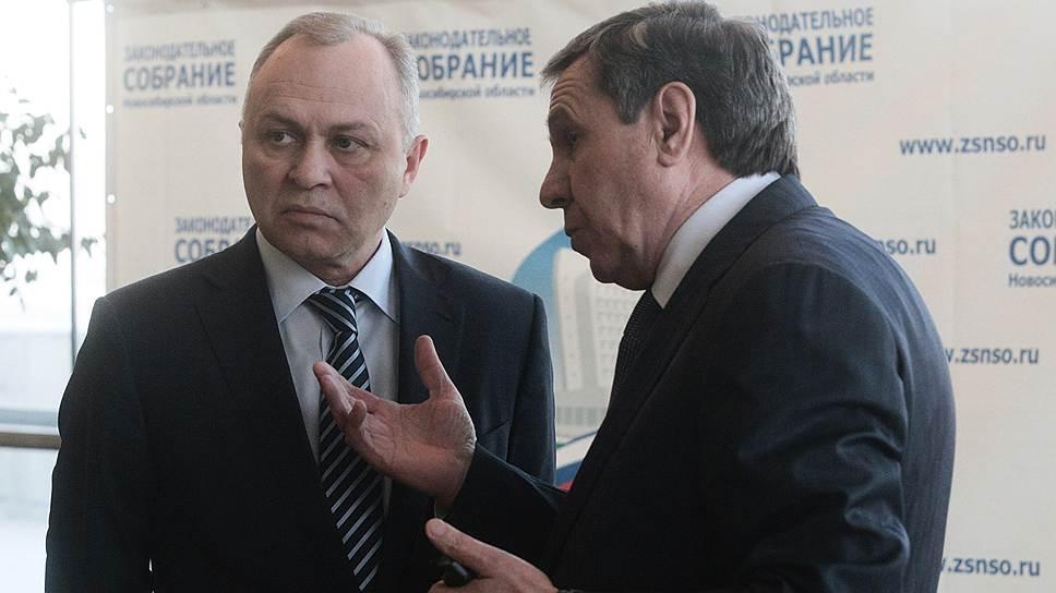 Оппозиция оценила нового губернатора / Смена власти в Новосибирской области улучшила настроение противникам единороссов на выборах мэра