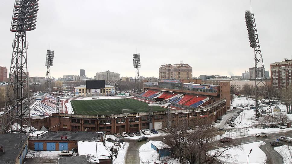 «Спартак» вернули на землю / Компания группы РАТМ получила право выкупить участок под стадионом