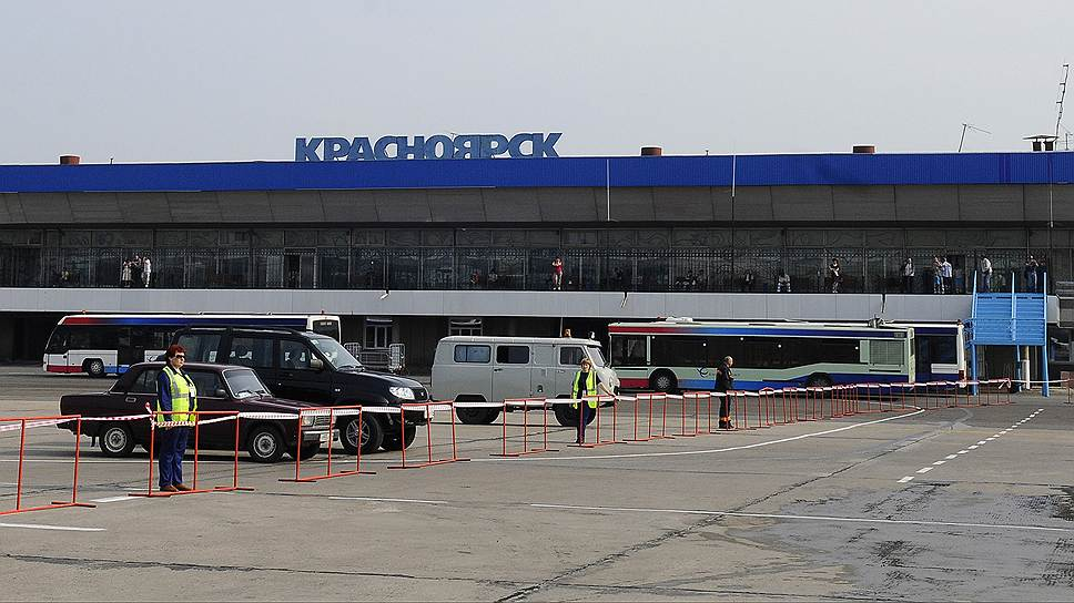 Емельяново открылся для инвесторов / Краевые власти объявили конкурс на модернизацию красноярского аэропорта