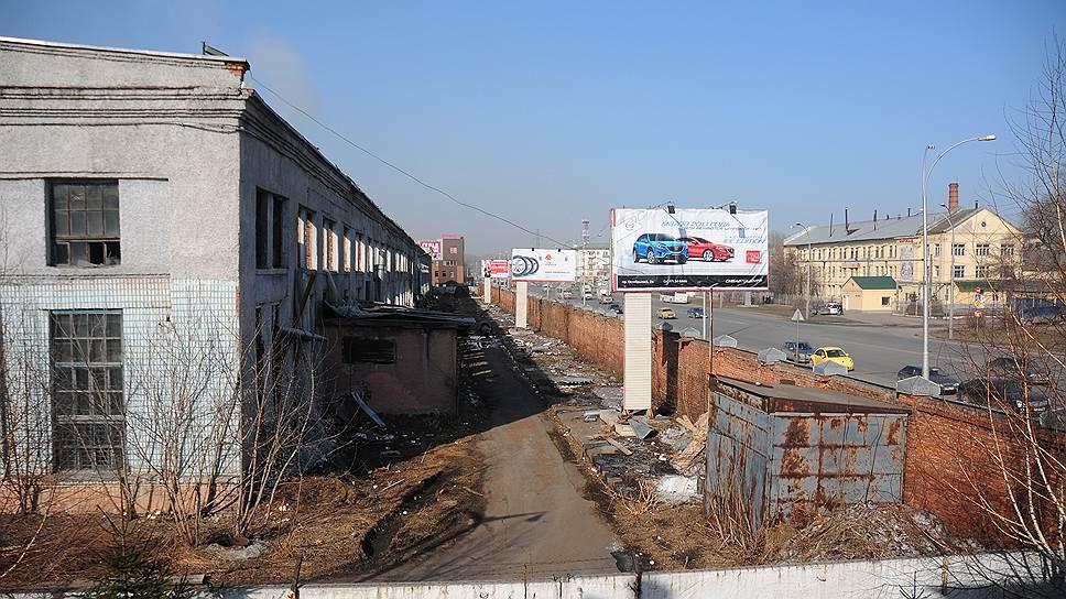 На «Кузбассэлектромоторе» заметили «Ленту» / В Кемерове ожидают дальнейшей экспансии питерского ритейлера