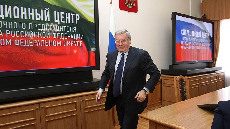 Новосибирская политика лишилась стержня / Виктор Толоконский переезжает в Красноярский край