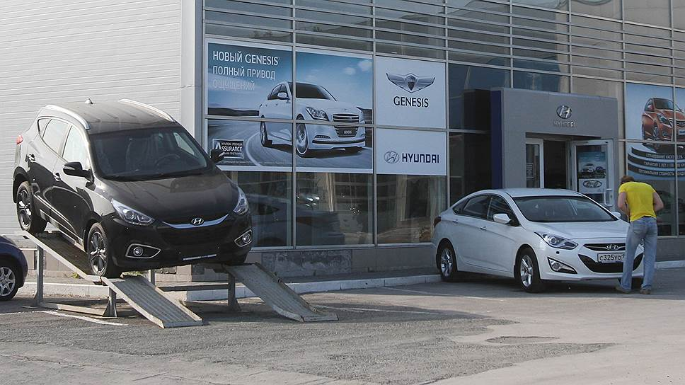 Руководство «СЛК-Моторс» согласилось расстаться с Hyundai