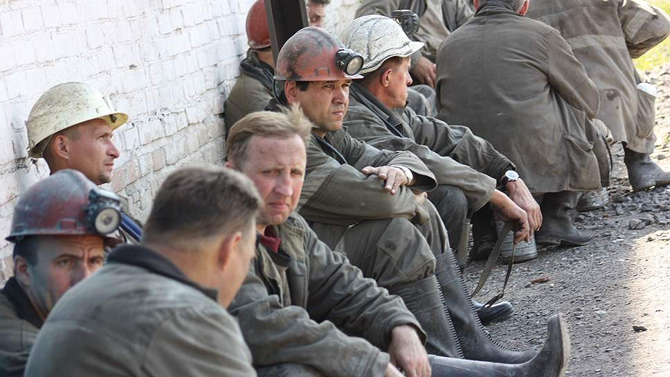 Как голодали горняки «Руды Хакасии» из-за долгов по зарплате
