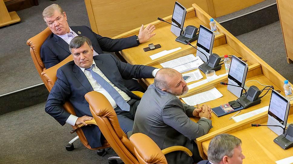 У горсовета рука не поднялась / Прямые выборы мэра Красноярска остались в уставе города