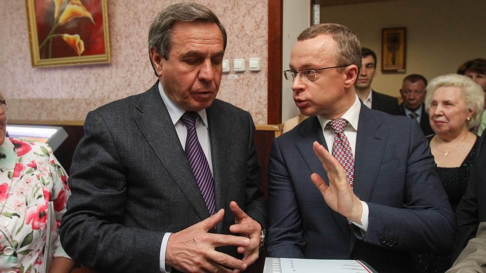 Равноудаленный выбор / Юрий Петухов назначен первым вице-губернатором Новосибирской области