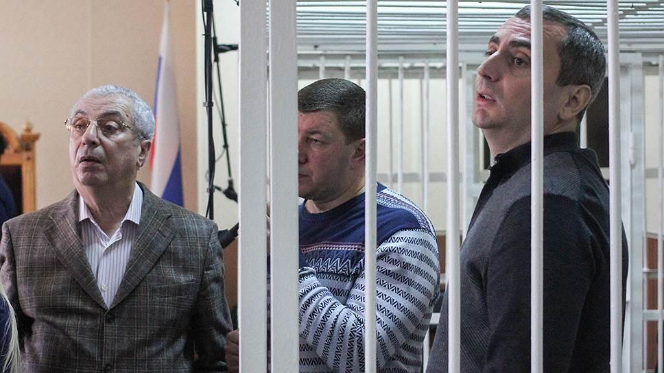 ОПС лишилось влияния в суде / Осуждены бывшие советник губернатора и вице-мэр Новосибирска