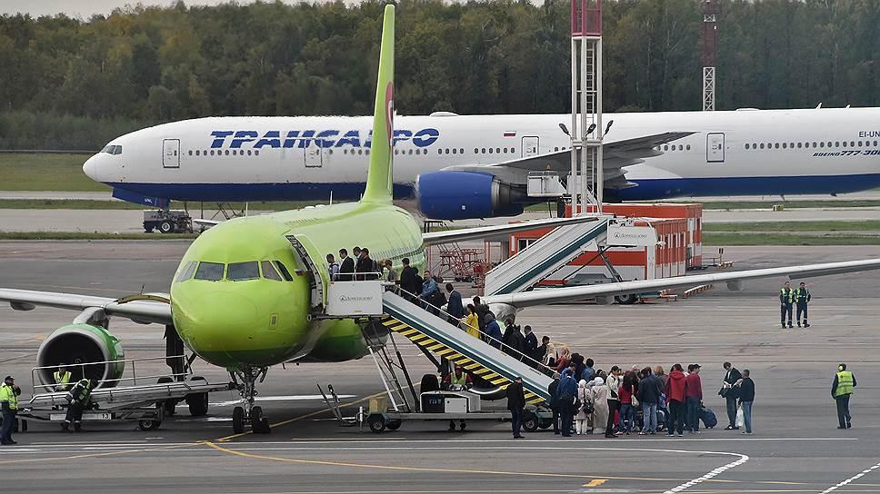 «Трансаэро» садится со скандалом / Александр Плешаков и акционеры S7 обменялись упреками