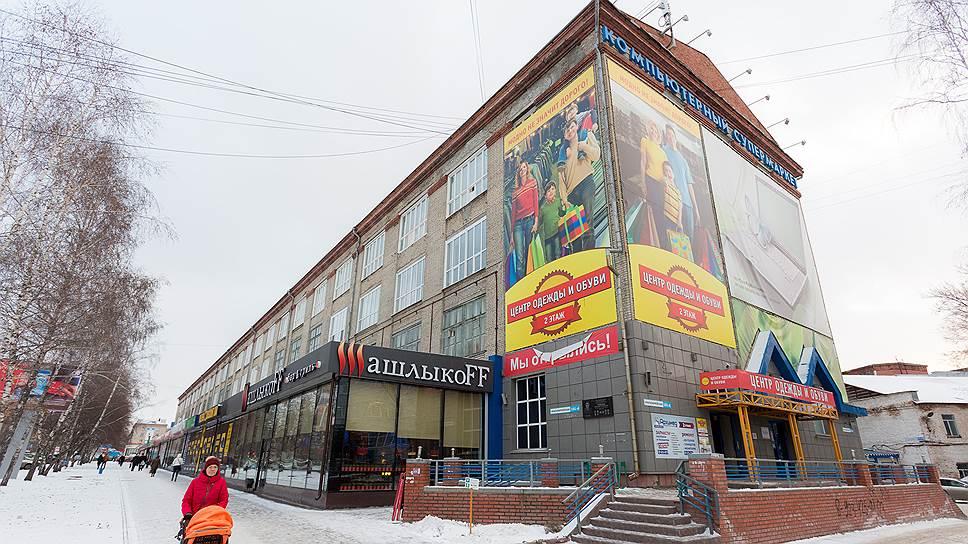 Здание «Стек» пригодится неизвестно для чего / Новый владелец заплатит за него 118,4 млн рублей