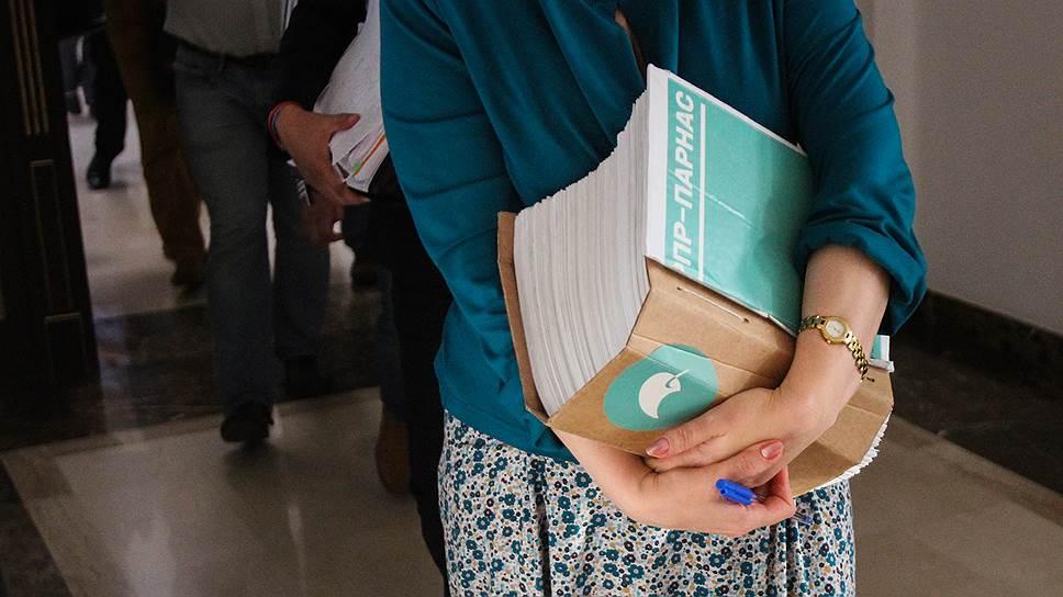 В ПАРНАС считают, что решение КС по делу об отказе в регистрации партсписка на выборах в Новосибирской области открывает оппозиции «дорожку в ЕСПЧ»