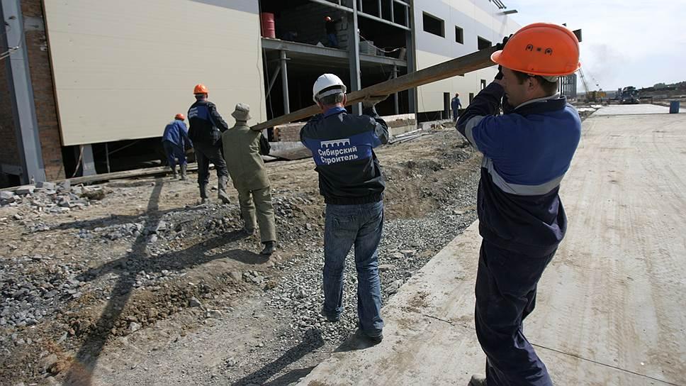Задача вывести завод «Бетолекс» на полную мощность оказалась для «Сибирского строителя» непосильной