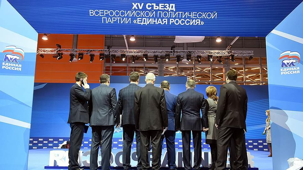Единороссы распределились по округам / Завершилось выдвижение кандидатов на праймериз партии власти