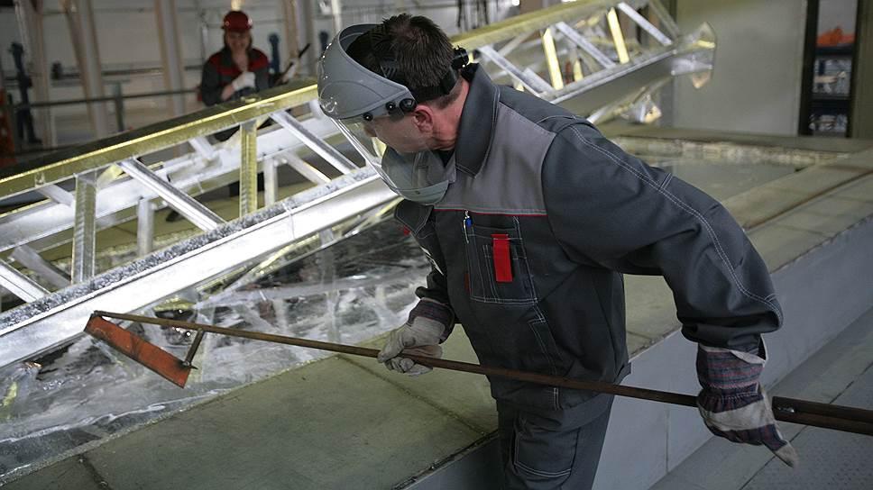 Kingspan попросила втрое увеличить мощности новосибирского завода по производству металлоконструкций