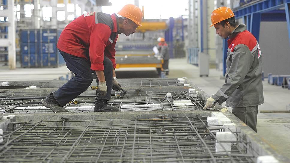Надейся и ЖБИ / ПСК «Сибирь» наладил собственное производство стеновых панелей и железобетонных изделий