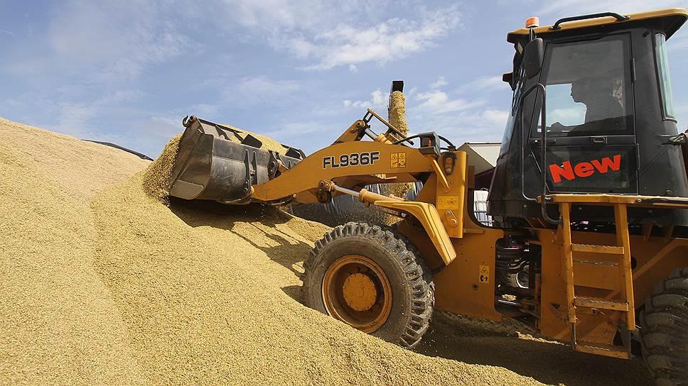 Минсельхоз РФ пообещал отпрвить на экспорт не более 1 млн т сибирского зерна