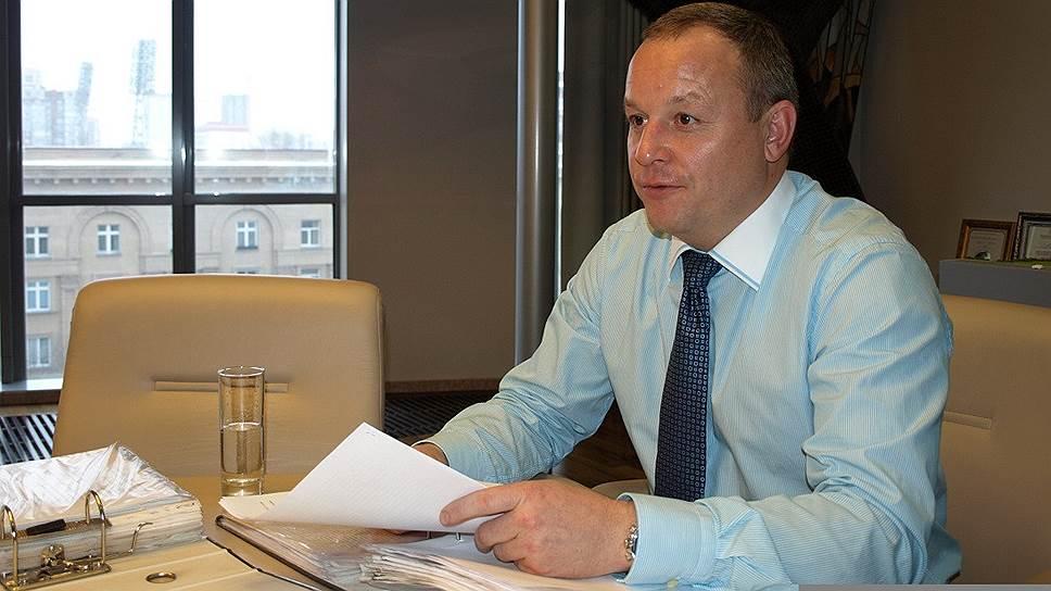 Гособвинение просило для бизнесмена Евгения Грибова (на фото) шесть лет колонии