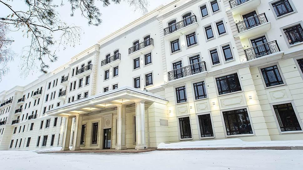 Средняя заполняемость «Жуковки» — 77%, для апарт-отеля это низкий уровень