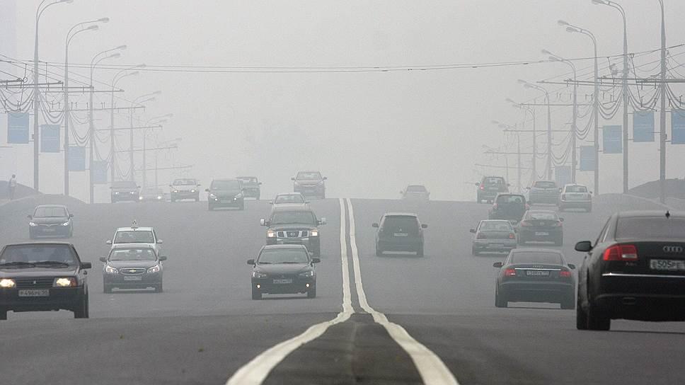 Как решаются экологические проблемы Красноярска