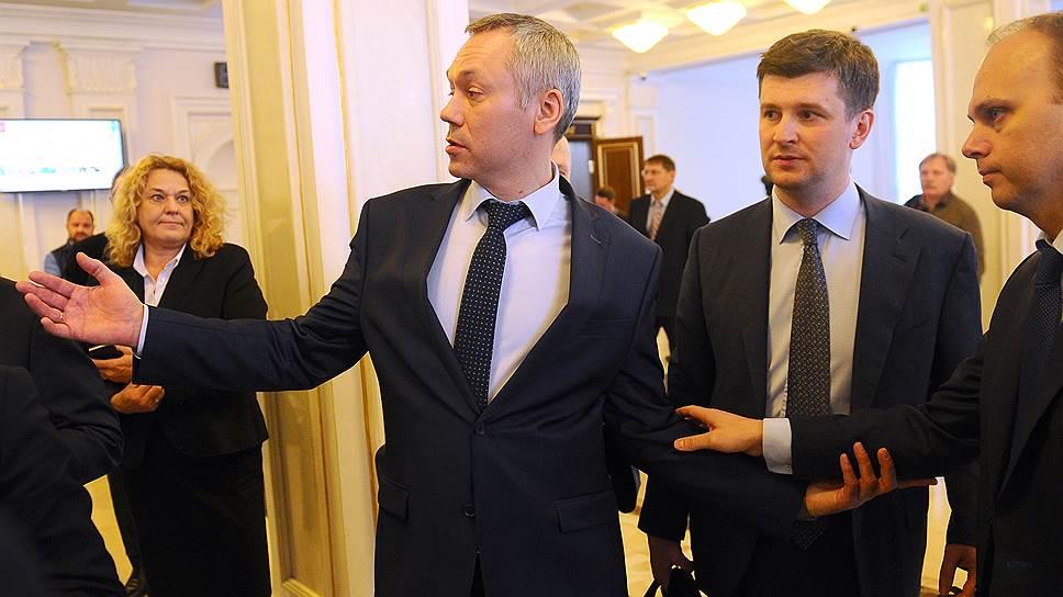 Андрей Травников пообещал увеличить инвестиции в экономику Новосибирской области почти в четыре раза к 2030 году
