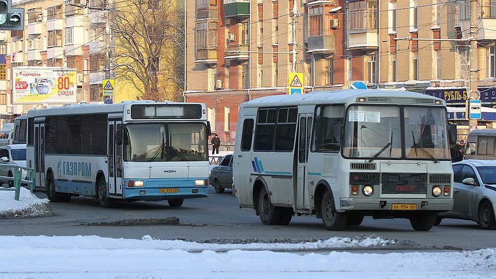 Как в Кемерове обанкротился другой муниципальный перевозчик