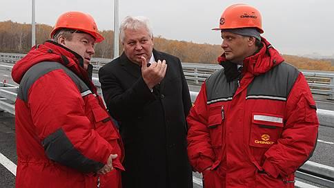 Мост прощения  / Сергея Титова оштрафовали на 200 тысяч рублей за налоговые махинации