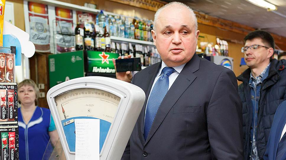 Как Сергей Цивилев решил участвовать в выборах главы Кузбасса от «Единой России»