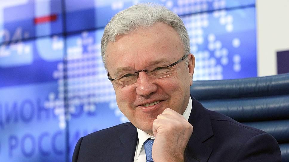 Как Александр Усс победил в праймериз «Единой России»