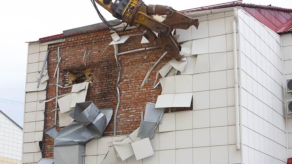 Как кемеровский суд признал законным снятие ареста со зданий «Зимней вишни»