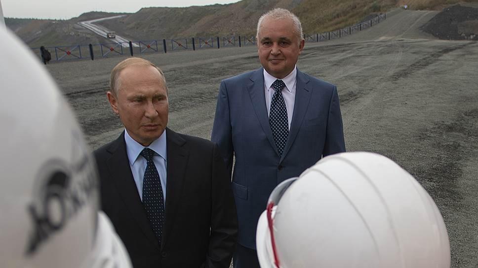 Как встречи с Владимиром Путиным влияют на рейтинги сибирских губернаторов
