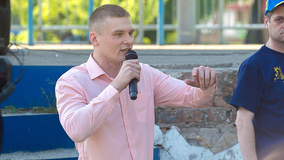 Валентин Коновалов рассчитывает на лоббистские способности лидера компартии Геннадия Зюганова в случае своей победы на выборах