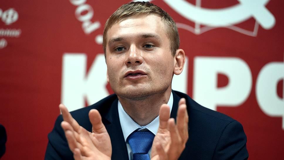 Почему на выборы главы Хакасии пойдет только коммунист Валентин Коновалов
