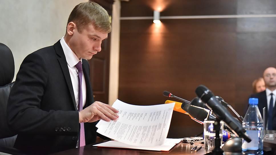 Валентин Коновалов пообещал, что запрос жителей Хакасии на перемены и преодоление системного кризиса в республике будет реализован