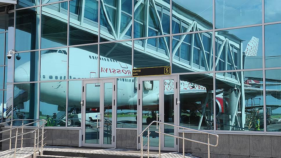 Всего в общероссийском конкурсе приняли участие  45 международных аэропортов