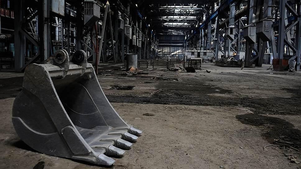 Производство на «Крастяжмаше» было остановлено почти восемь лет назад