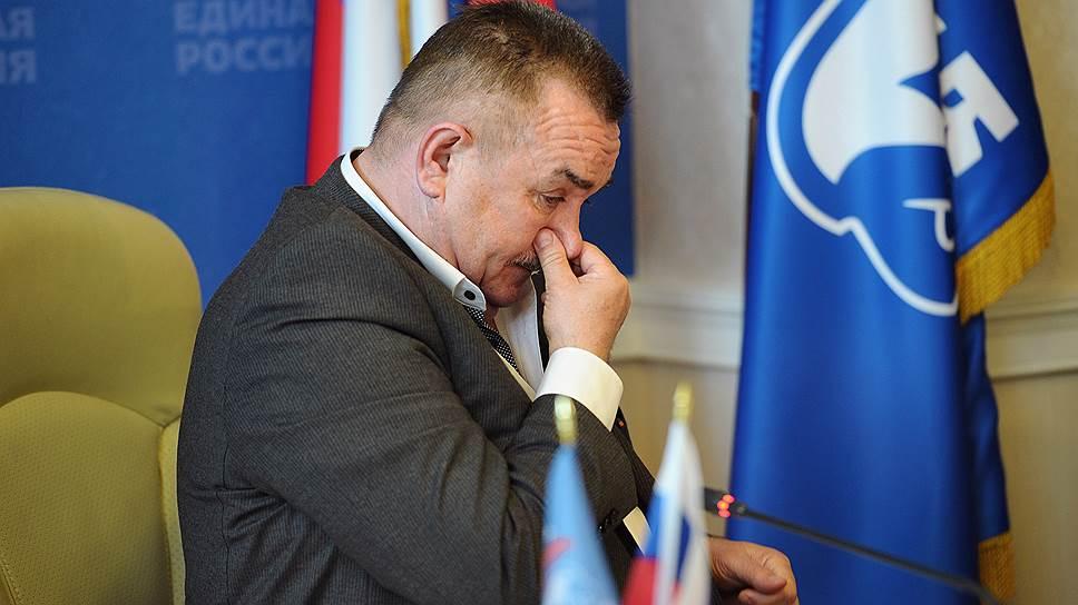 Почему Валерий Ильенко заявил об уходе с поста секретаря новосибирской «Единой России»