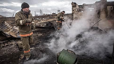 Амнистия в пожарном порядке  / С бывшего замглавы МЧС Хакасии снята судимость за халатность на пожарах