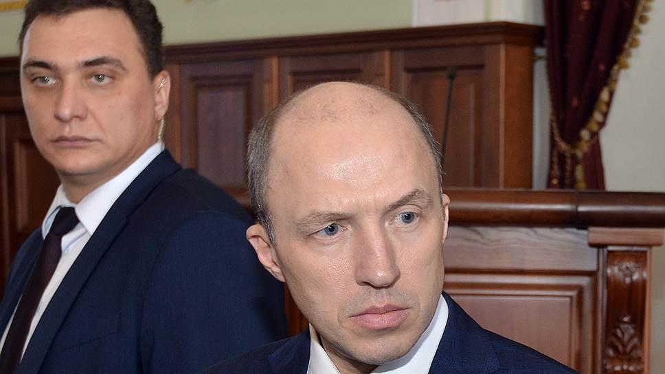 Как рейтинг был у Олега Хорохордина после назначения врио