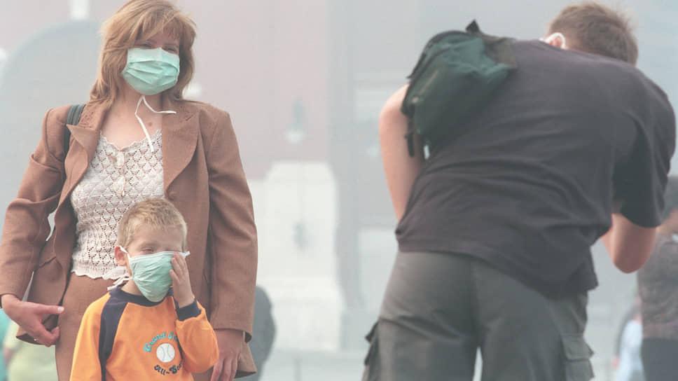 Почему в атмосфере Красноярска из-за лесных пожаров в 1,5 раза превышена ПДК взвешенных частиц