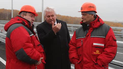 Президент «Сибмоста» проходит естественный отбор  / Компания ищет нового руководителя для повышения эффективности работы