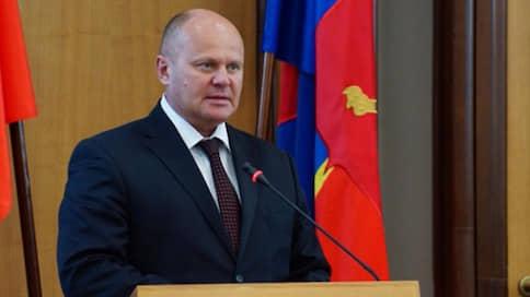 Обыск делу не помеха  / В кабинете первого вице-мэра Красноярска прошли следственные мероприятия