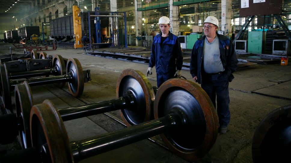 Ежегодно «Новотранс» планирует выпускать 400 тысяч колес для грузовых вагонов