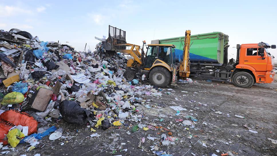 В Кызыле введен режим ЧС, это позволит администрации города принять меры для ликвидации мусорных свалок
