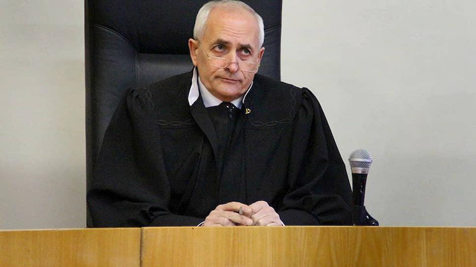 Покойному судье не поправили репутацию / Вступил в силу приговор в отношении Сергея Москаленко
