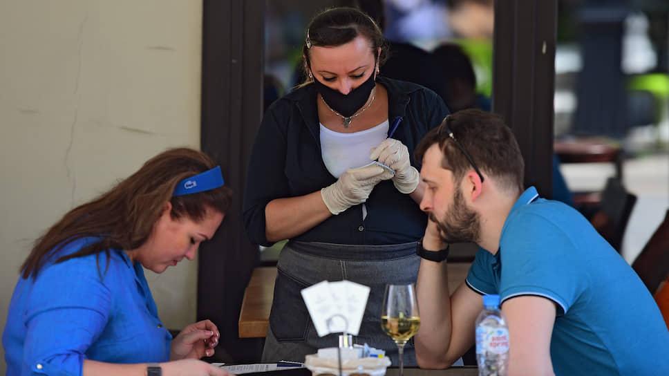 Рестораторы прогнозируют всплеск интереса к  заведениям общепита со стороны посетителей после снятия ограничительных мер