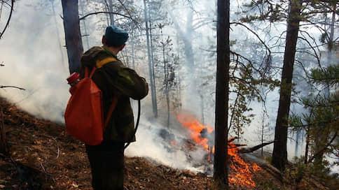 В ожидании черногонеба  / Красноярский край стягивает силы наборьбу с лесными пожарами