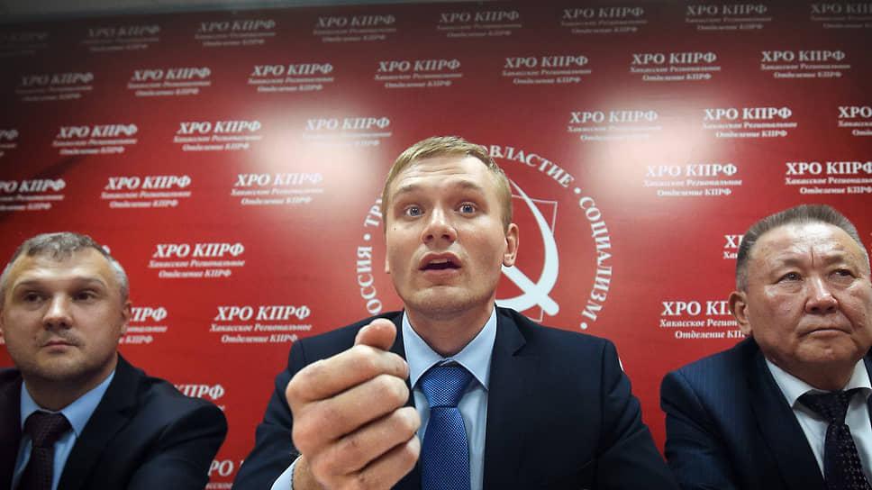 Поминай как обозвали / Суд удовлетворил иск главы Хакасии Валентина Коновалова о защите чести и достоинства
