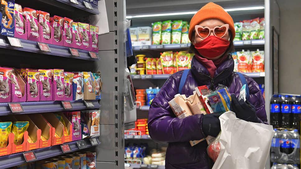Инфляция крепчает / Аномальные морозы в регионах Сибири ускорили рост цен на овощи иуслуги такси