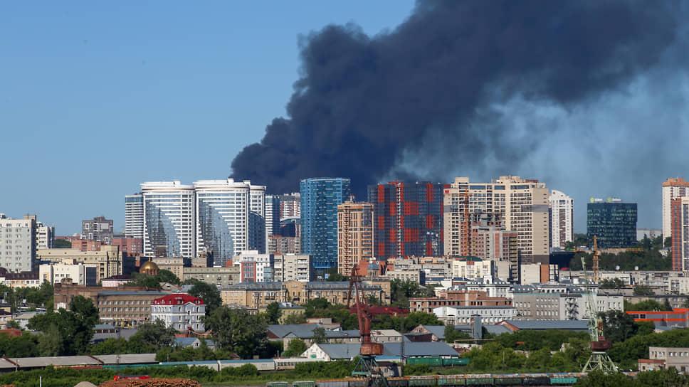 В результата пожара и серии взрывов на газовой АЗС пострадали 35 человек