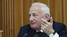 Сенатор от Томской области и бывший губернатор региона Виктор Кресс