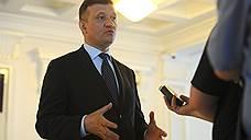 Депутат Госдумы от Новосибирской области Дмитрий Савельев