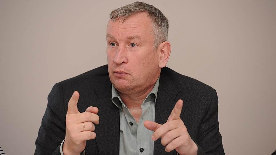 """Директор строительной компании """"Дискус"""" Алексей Джулай"""